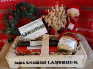 Presentförpackning Rotängens Lantbruk